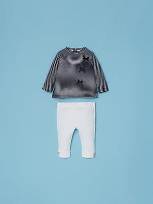 Комплект: джемпер и брюки | 5528689