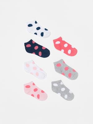 Комплект носков (7 пар) | 5528773