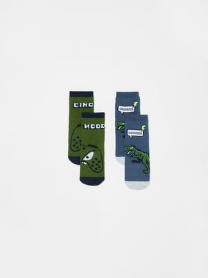 Комплект шкарпеток (2 пари) | 5536198