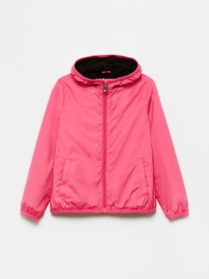 Куртка рожева | 5536262