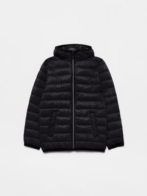 Куртка чорна | 5536263