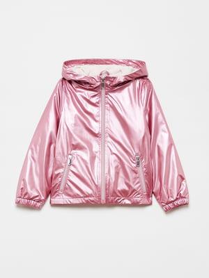 Куртка рожева | 5536275