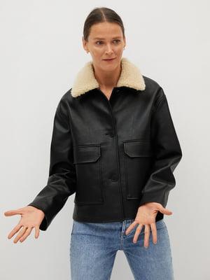 Куртка чорна | 5535945