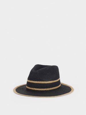 Шляпа черная   5536019