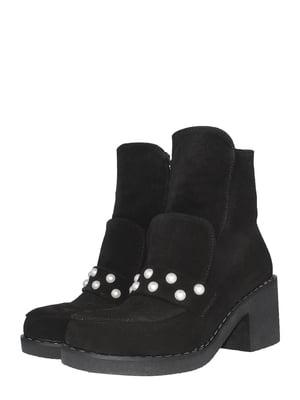 Ботинки черные | 5530241