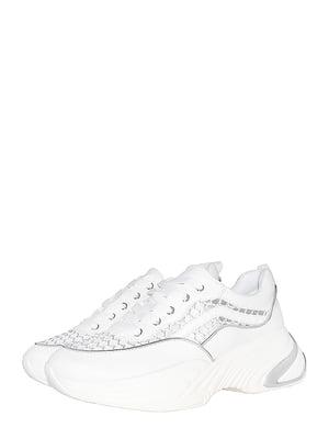 Кроссовки белые | 5531247