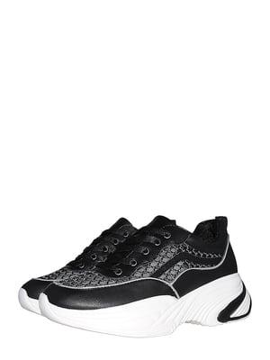 Кроссовки черные | 5531250