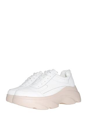 Кроссовки белые | 5531256