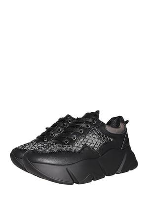 Кросівки чорні   5531257