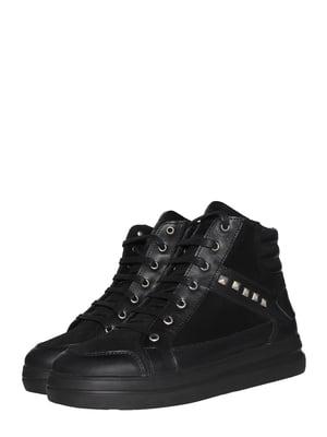 Ботинки черные | 5531443