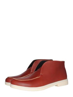 Ботинки коричневые | 5531447