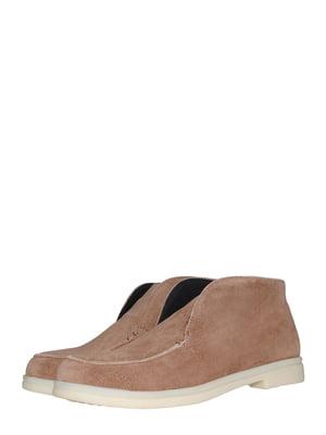 Ботинки бежевые | 5531448