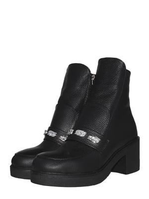 Ботинки черные | 5531455