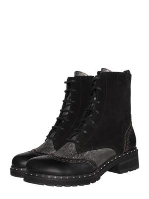 Черевики чорні | 5531937