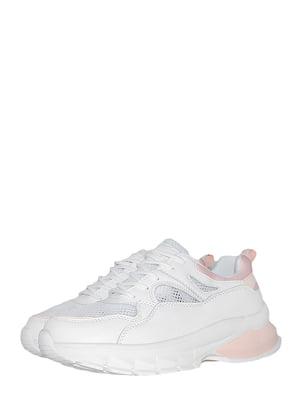 Кроссовки белые | 5534595