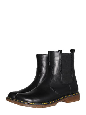 Ботинки черные | 5535743