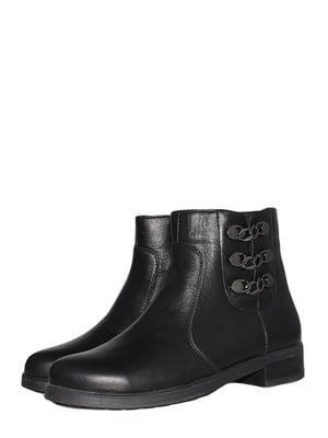 Ботинки черные | 5535750