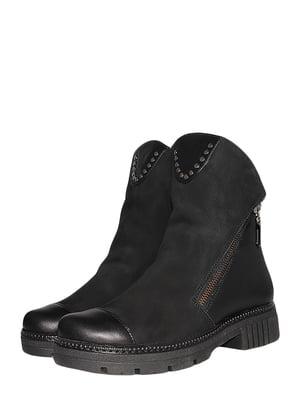 Ботинки черные | 5535755