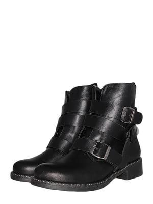 Ботинки черные | 5535757