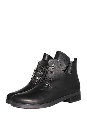 Ботинки черные | 5535781