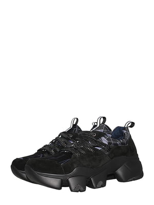 Кросівки чорні | 5536619
