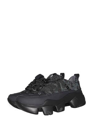 Кросівки чорні | 5536624