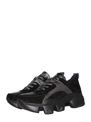 Кроссовки черные | 5536631