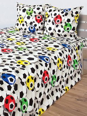 Комплект постельного белья (полуторный) | 5514159
