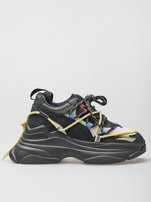 Кросівки чорні | 5536801