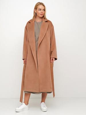 Пальто коричневое | 5536959