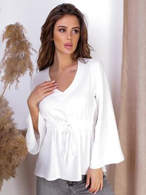 Блуза біла | 5536962