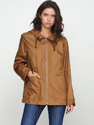 Куртка коричневая | 5014450