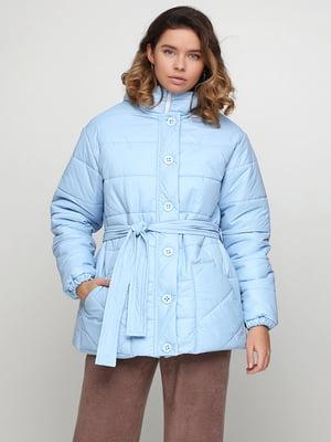Куртка голубая | 5014609