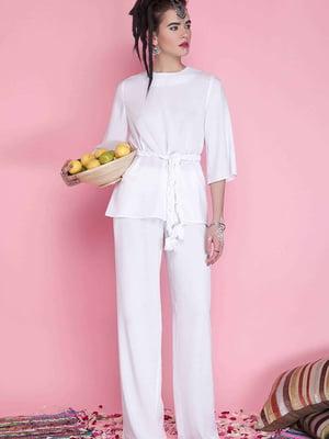Блуза белая | 5441850