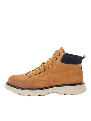 Ботинки коричневые | 5537145