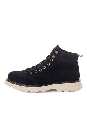 Ботинки черные | 5537146