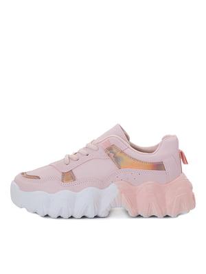 Кросівки кольору пудри | 5537149