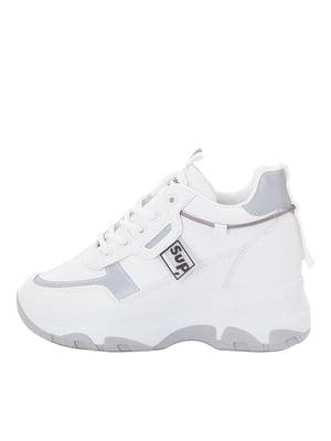 Снікерси білі | 5537157