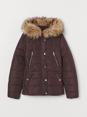 Куртка коричневая | 5537072