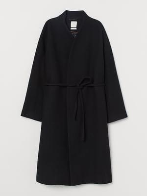 Пальто чорне | 5537084