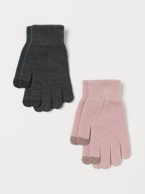 Набор перчаток (2 пары) | 5537094