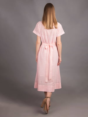 Сукня пудрового кольору | 5537481