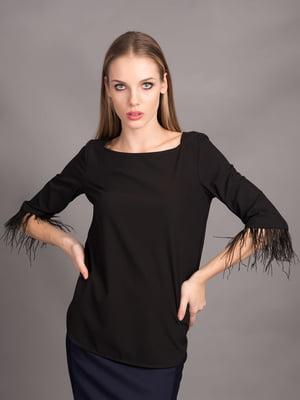 Блуза чорна | 5537501