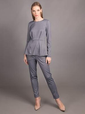 Блуза сіра | 5537573