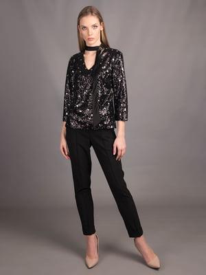 Блуза чорна | 5537590