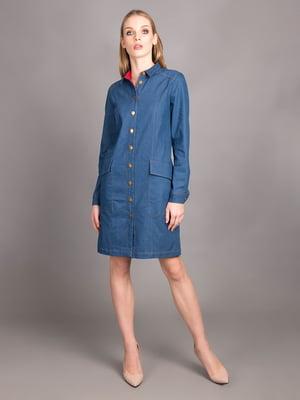 Сукня синя | 5537653