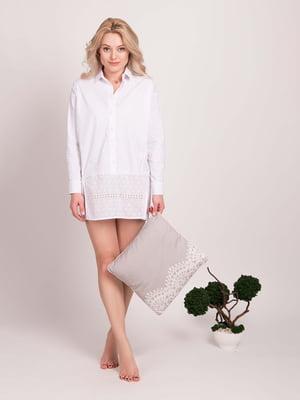 Рубашка белая - Andre Tan - 5537695