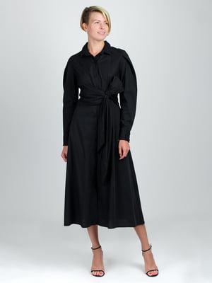 Платье черное - Andre Tan - 5537877