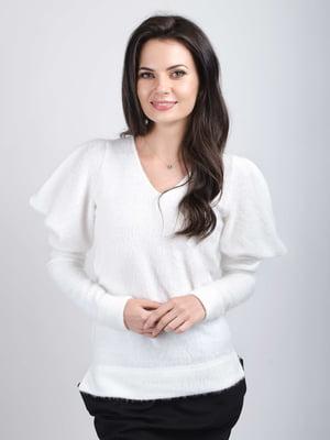 Пуловер білиий - Andre Tan - 5537886