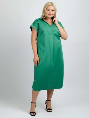 Сукня світло-зелена | 5538017